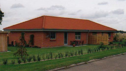 Hyggeligt dobbelthus i Spurvelunden